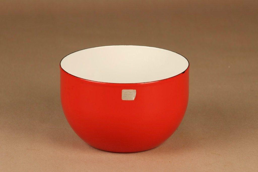 Finel bowl red designer Kaj Franck