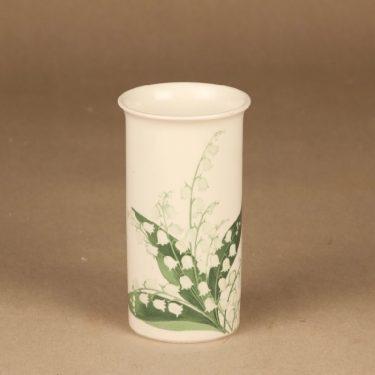 Arabia Botanica maljakko, Kielo, suunnittelija Esteri Tomula, Kielo, serikuva