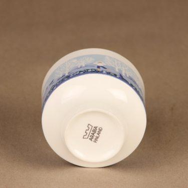 Arabia tuikkulyhty, sininen, suunnittelija ,  kuva 2