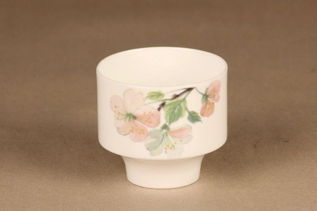 Arabia candle holder Orchid