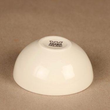 Arabia candle holder orange 2