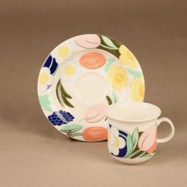 Arabia Arctica Poetica kahvikuppi, monivärinen, suunnittelija Dorrit von Fieandt,  kuva 2