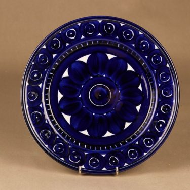Arabia Valencia dinner plate designer Ulla Procope