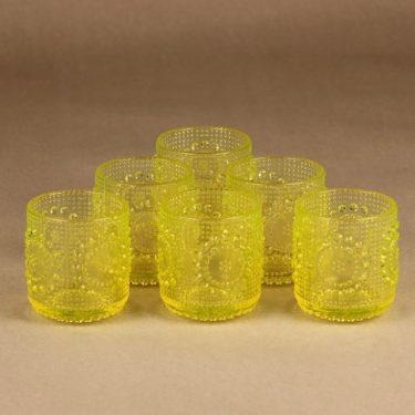 Riihimäen lasi Grapponia glasses designer Nanny Still