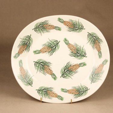 Arabia BK serving plate limited edition designer Birger Kaipiainen