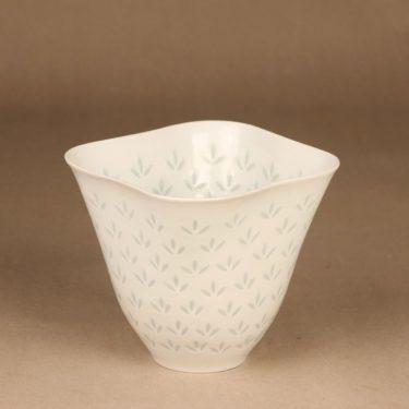 Arabia FK/9 vase rice porcelain designer Friedl Holzer-Kjellberg