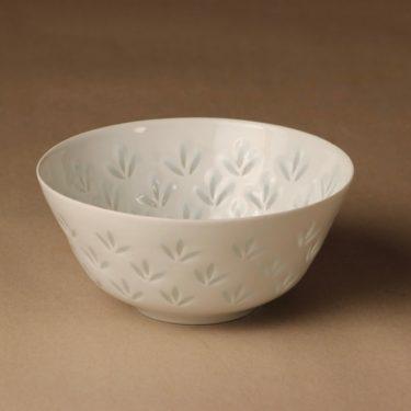 Arabia bowl rice porcelain designer Friedl Holzer-Kjellberg