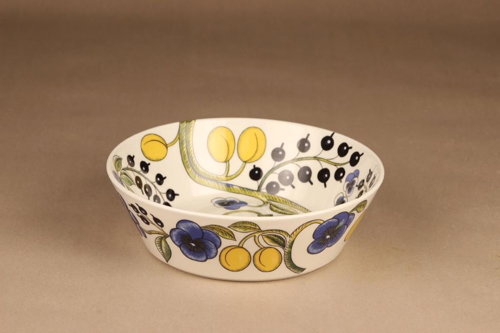 Arabia Paratiisi fruit bowl multicolor designer Birger Kaipiainen