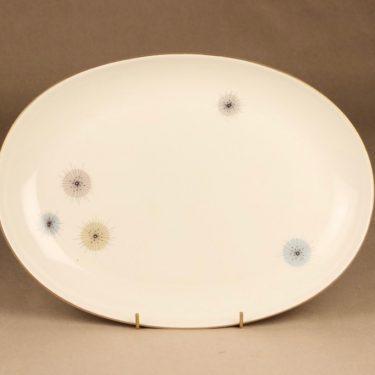 Arabia Jupiter serving plate designer Raija Uosikkinen