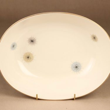 Arabia Jupiter serving bowl designer Raija Uosikkinen