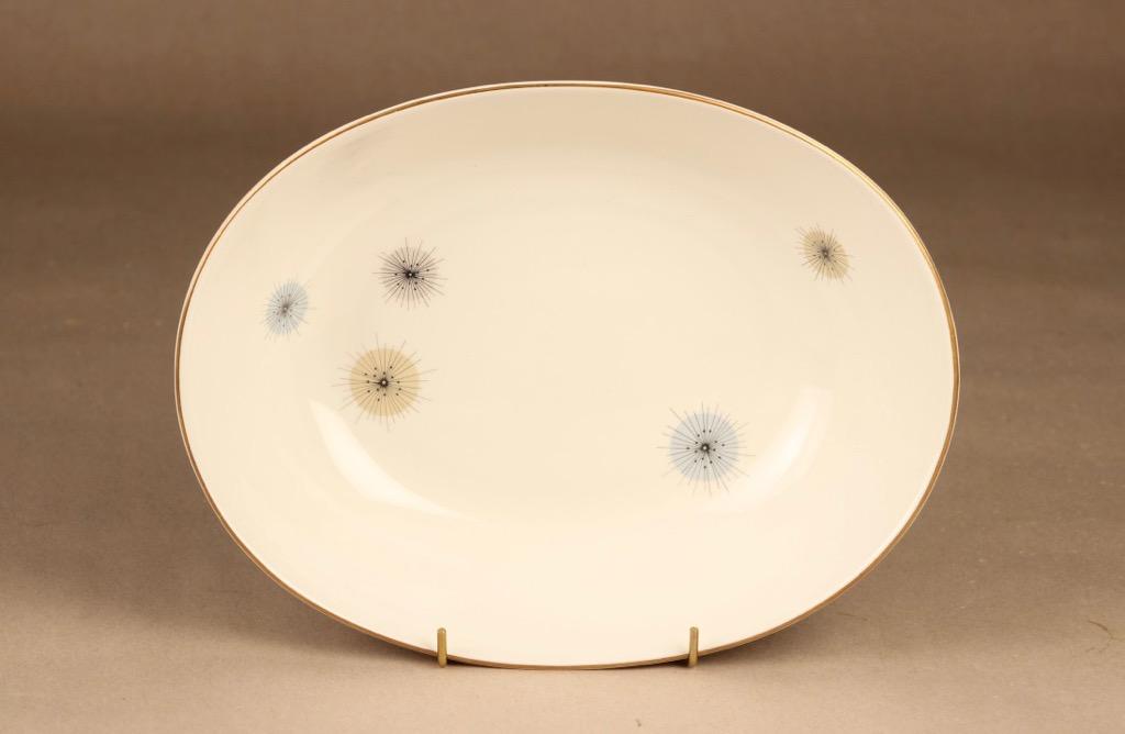 Arabia Jupiter serving bowl designer Raija Uosikkinen