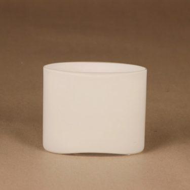 Iittala Ovalis vase, signed designed Tapio Wirkkala