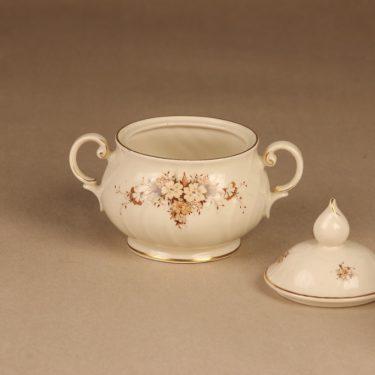 Arabia Raija sugar bowl and creamer designer Raija Uosikkinen 2