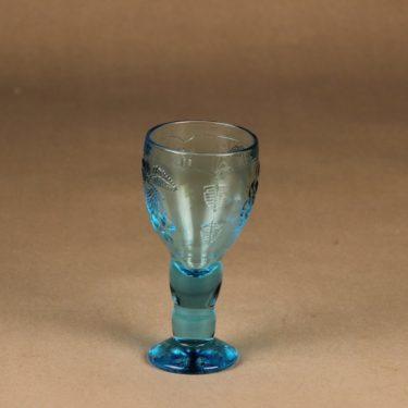 Humppila Tutti Frutti wine glass 17 cl designer Nanny Still