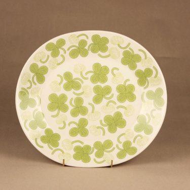 Arabia Apila oval serving plate designer Birger Kaipiainen