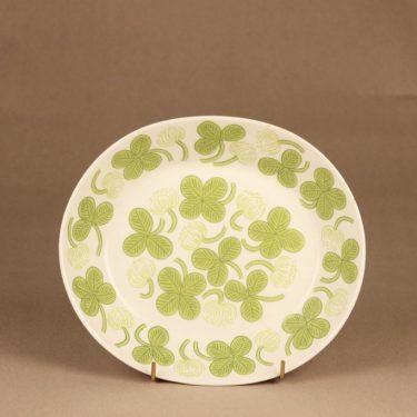 Arabia Apila serving plate oval designer Birger Kaipiainen