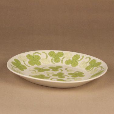 Arabia Apila lautanen, soikea, suunnittelija Birger Kaipiainen, soikea, soikea kuva 2