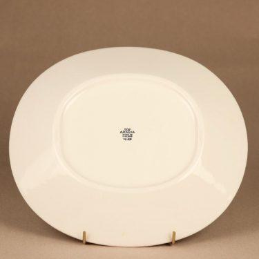 Arabia Apila lautanen, soikea, suunnittelija Birger Kaipiainen, soikea, soikea kuva 3