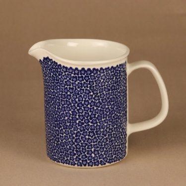 Arabia Faenza flower pitcher designer Inkeri Seppälä