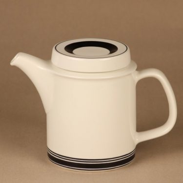 Arabia Faenza tea pitcher 1 l designer Peter Winquist