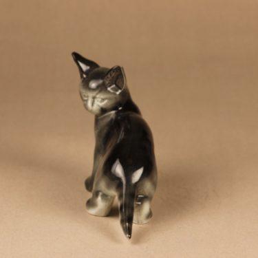 Arabia figuuri, kissa, suunnittelija Lea von Mickwitz, kissa kuva 2