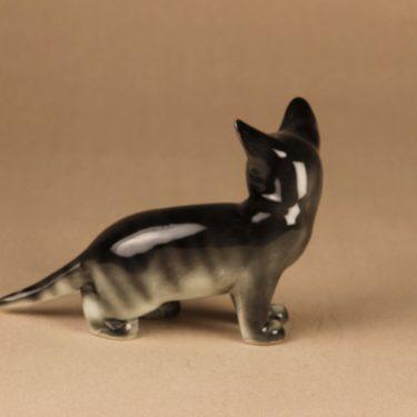 Arabia figuuri, kissa, suunnittelija Lea von Mickwitz, kissa kuva 3
