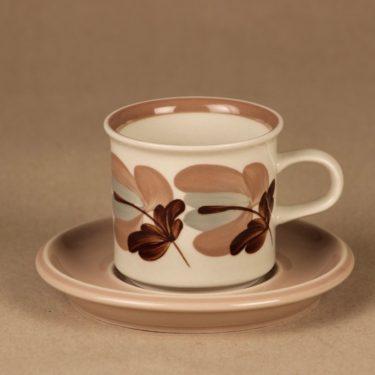 Arabia Koralli kahvikuppi designer Raija Uosikkinen
