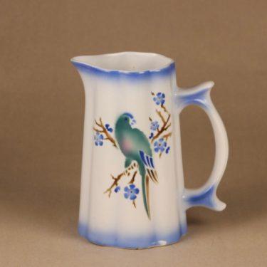 Arabia Papukaija kaadin, 1.2 l, suunnittelija , 1.2 l, lintu, puhalluskoriste