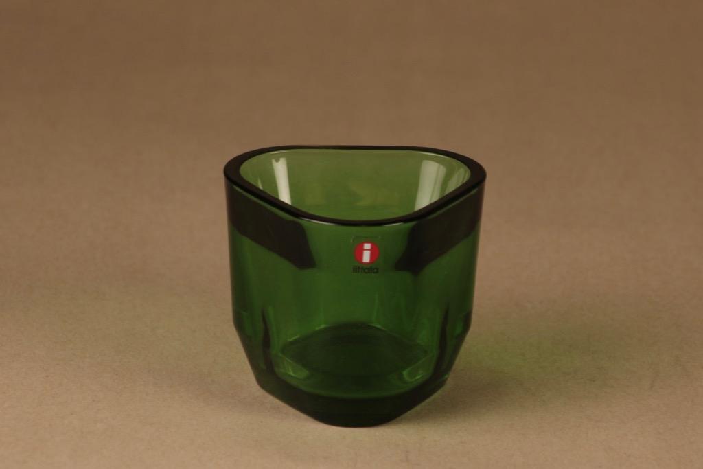 Iittala Tris tuikku , vihreä, suunnittelija Alfredo Häberli,