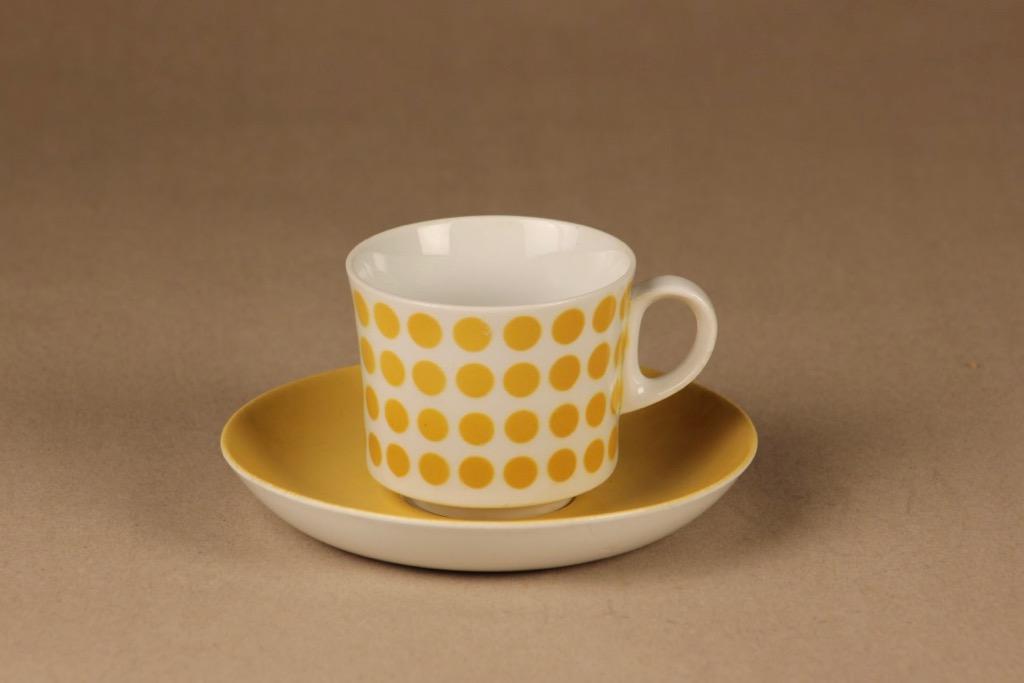 Arabia POP coffee cup, blow decorative