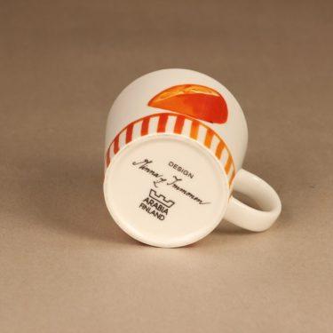 Arabia Appelsiini muki sesonkituote 2006 suunnittelija Minna Immonen 3