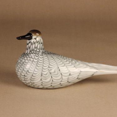 Nuutajärvi bird Tern female, numbered designer Oiva Toikka