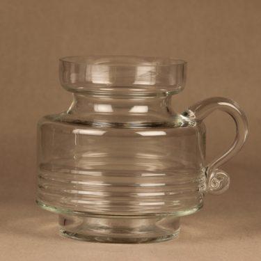 Riihimäen lasi Kleopatra vase, clear designer Tamara Aladin