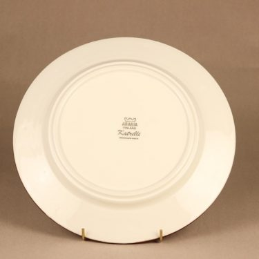 Arabia Katrilli dinner plate designer Esteri Tomula 3