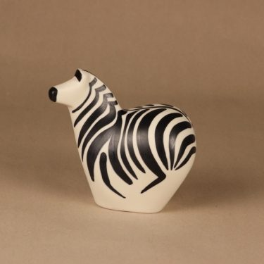 Arabia figure Zebra designer Lillemor Mannerheim-Klingspor