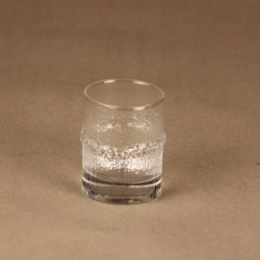 Iittala Niva glass, 10 cl designer Tapio Wirkkala