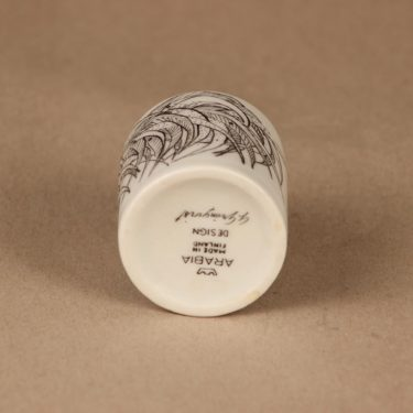 Arabia Kukko egg cup, hand-painted designer Gunvor Olin-Grönqvist 3