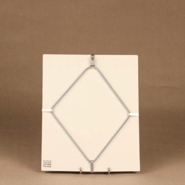 Arabia HLS wall plate Now and always designer Heljä Liukko-Sundström 2
