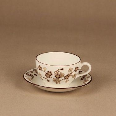 Rörstrand Japonica coffee cup designer Jackie Lynd