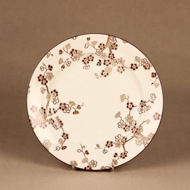 Rörstrand Japonica dinner plate designer Jackie Lynd