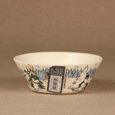 Arabia Moomin bowl Under the tree 2013 designer Tove Slotte-Elevant
