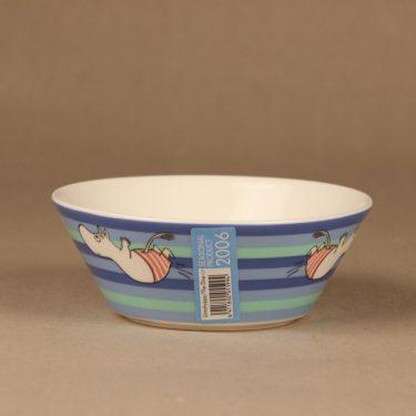 Arabia Moomin bowl The Dive designer Tove Slotte-Elevant