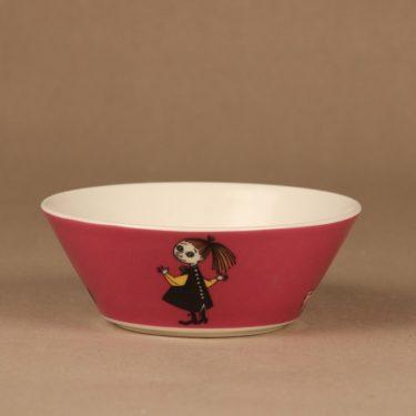 Arabia Moomin bowl Hattifattener designer Tove Slotte-Elevant