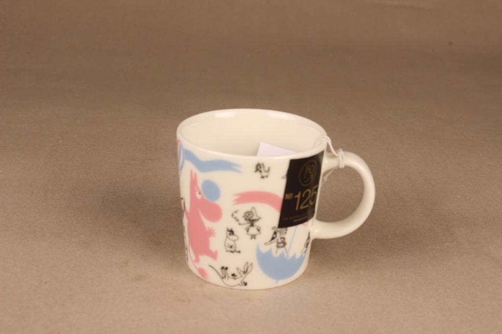 Arabia Moomin mug Stockmann 150 years designer Tove Slotte-Elevant