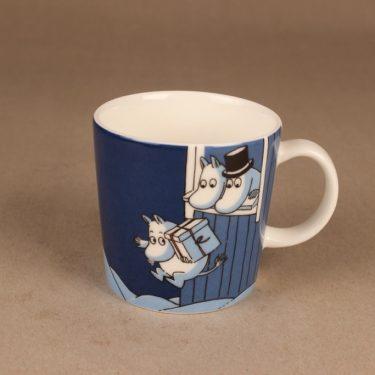 Arabia Moomin mug Christmas Surprise 2009 designer Tove Slotte-Elevant