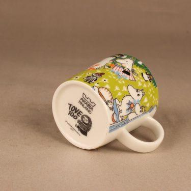Arabia Special Moomin mug Tove´s Jubilee with glasses