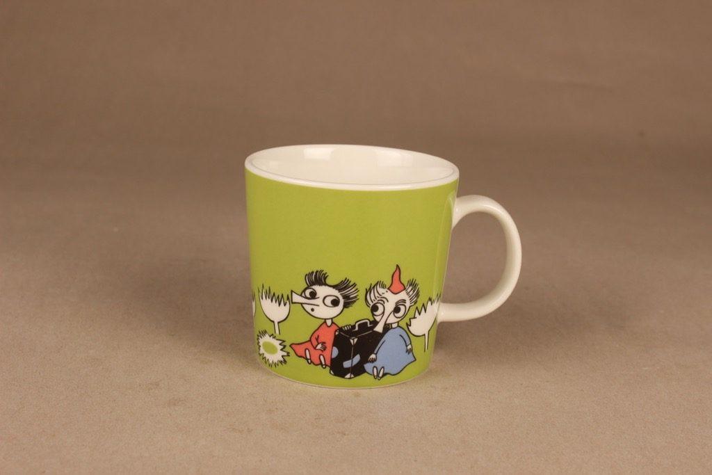 Arabia Moomin mug Thingumy & Bob designer Tove Jansson/Tove Slotte-Elevant