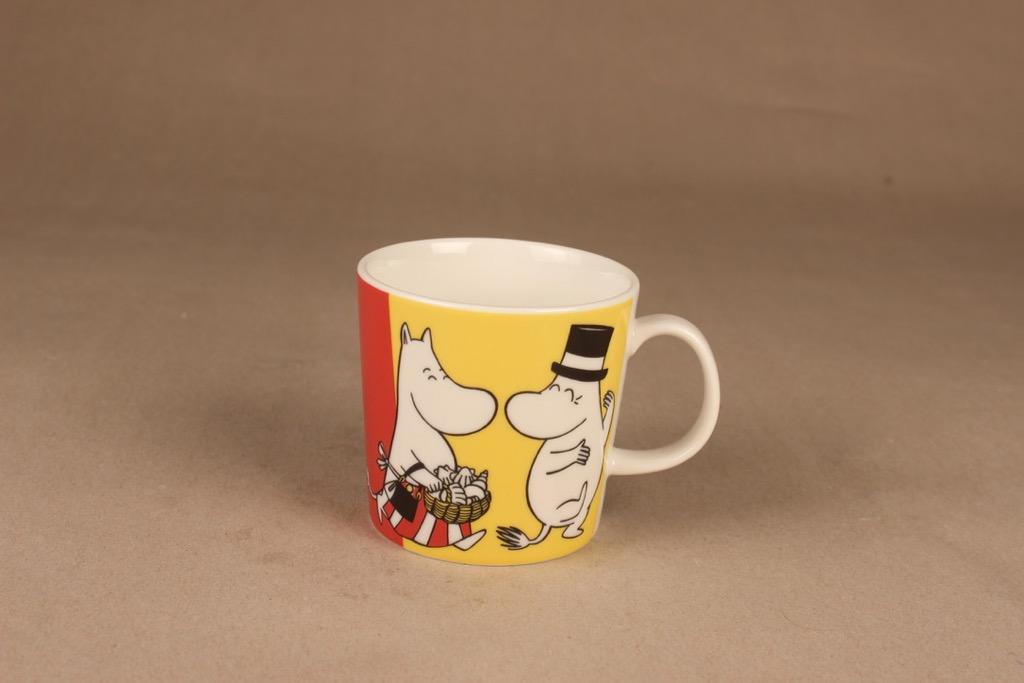 Arabia Moomin mug Family designer Tove Jansson/Tove Slotte-Elevant