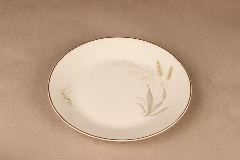 Arabia Tähkä bowl salad plate designer Raija Uosikkinen