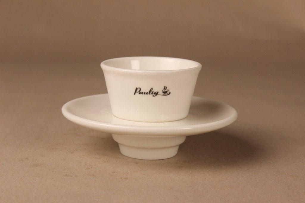 Arabia Paulig espresso cup, limited edition